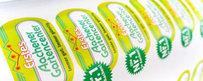 Aufkleber | Stöbern Sie durch einige Beispiele unserer bedruckten Aufkleber & Sticker