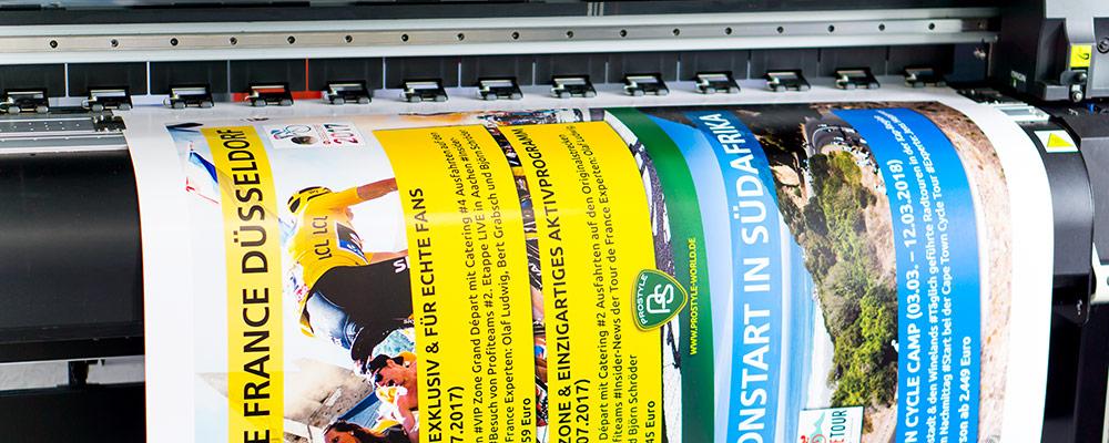 Plakatdruck | Poster, Plakate & Pläne in allen DIN- und Sonderformaten