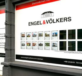 Fensterfolierung für immobilienmakler