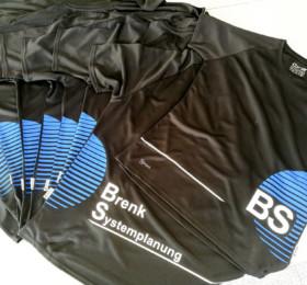 Bedruckte Funktionsshirts für Aachener Firmenlauf