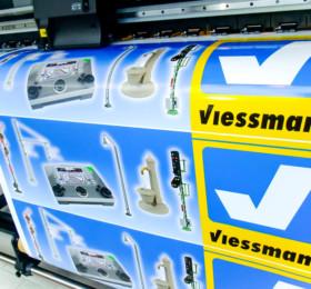 Digitaldruck auf Klebefolie inklusive Konturschnitt