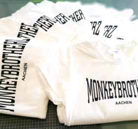 Merchandise-Shirts als Werbeartikel zum verschenken