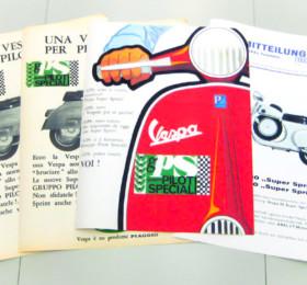 Vespa-Poster