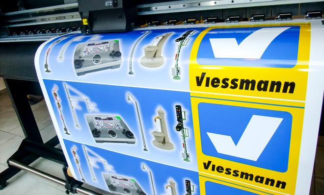 Digitaldruck | Digital bedruckte Klebefolie für verschieden Einsatzzwecke