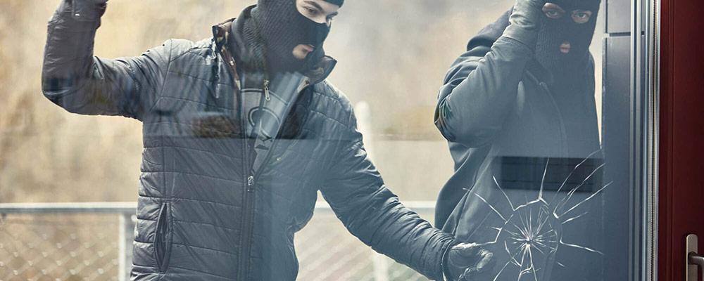 Splitterschutzfolien | Der wirkungsvolle Schutz gegen Einbruch und Diebstahl