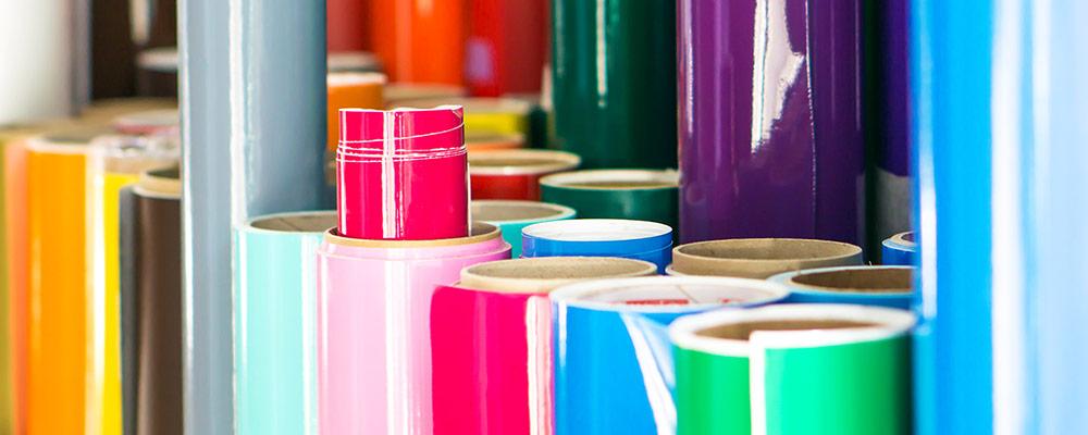 Werbetechnik, Textildruck und Beschriftungen